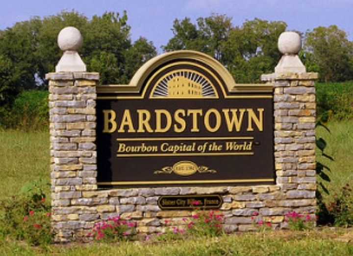 Bardstown is known as the Bourbon Capital of the World.