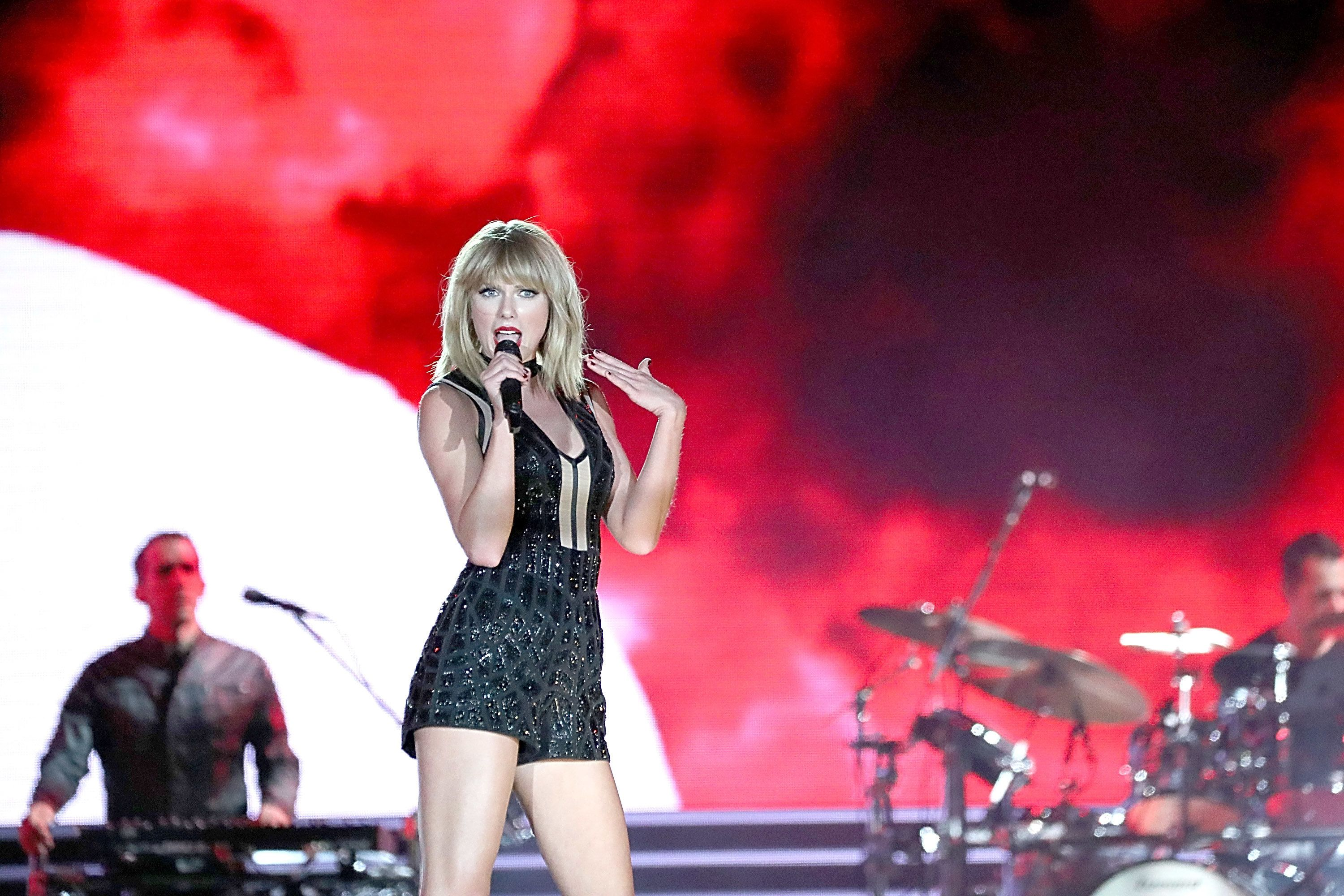 Get ready to see even more of Taylor Swift.