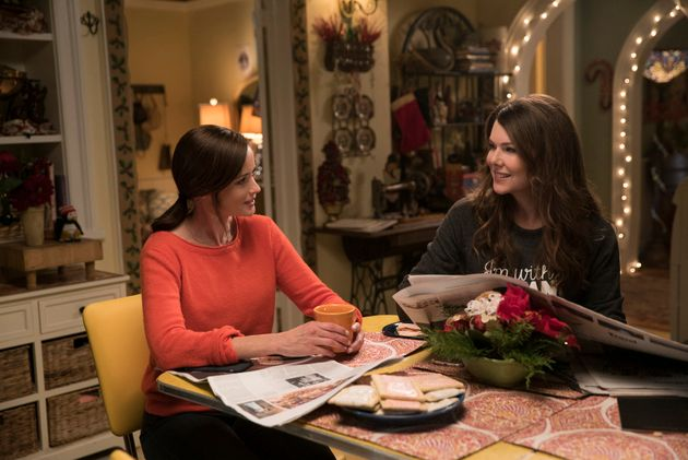 Wait over for Gilmore Girls fans