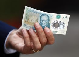 Vegetarians Are Not Happy About The UK's New Animal Fat-Filled Money