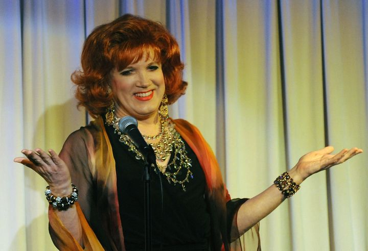Drag icon, actor and playwright Charles Busch is capping off 2016 with a new album and cabaret show.
