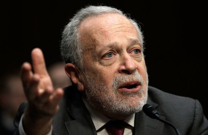 Former Labor Secretary Robert Reich.