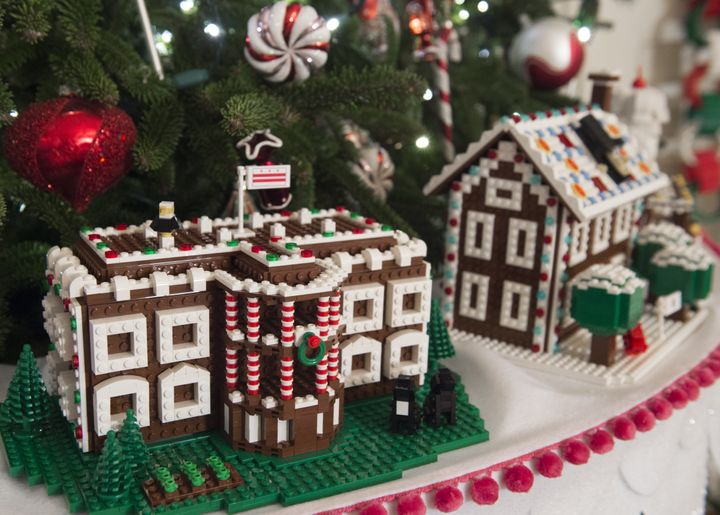 just wait until you see the obamas white house christmas decorations huffpost life