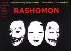 "The <a href=""https://en.wikipedia.org/wiki/Rashomon_effect"" target=""_blank"">Rashomon effect </a>is a term used to describe th"