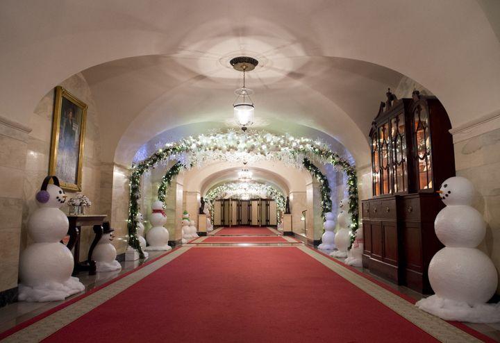 The Center Hall