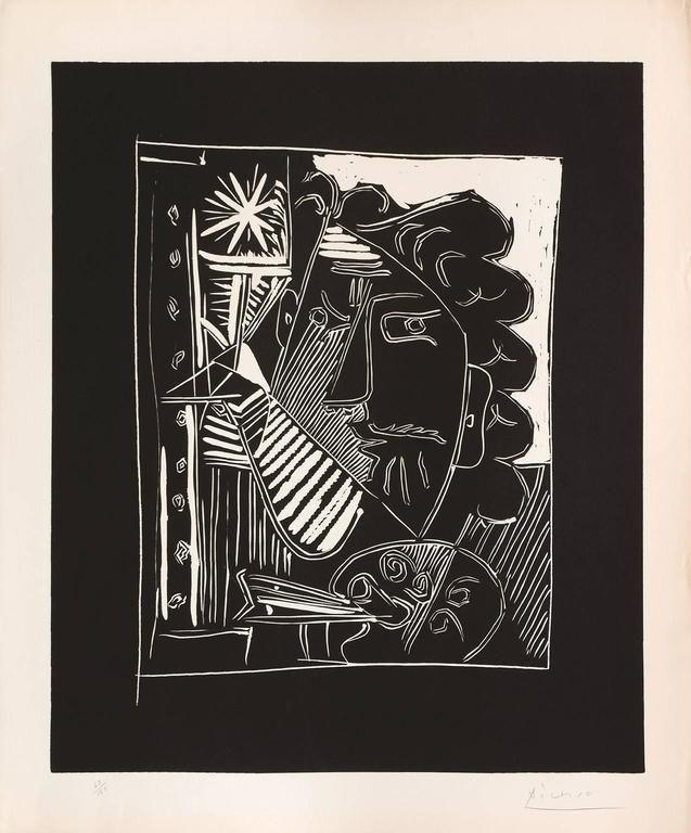 $28,463.16Linotype <em>signed by Pablo Picasso</em>