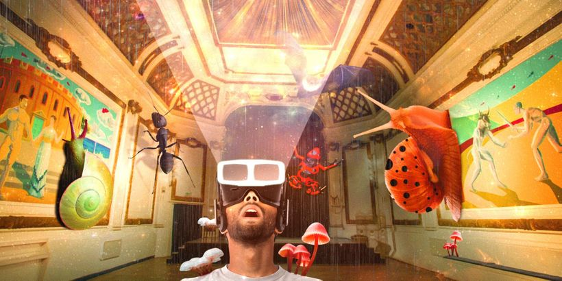 Live multiple lives in virtual reality.