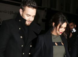 Cheryl's Keeping Mum On Loved-Up Night Out With Liam