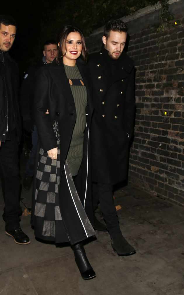 Cheryl And Liam Payne Look Loved Up At Christmas Carol Concert (And Those Pregnancy Rumours Aren't Going