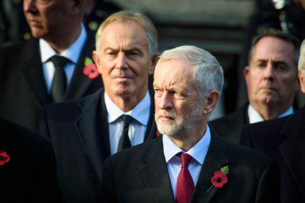 Jeremy Corbyn To Miss Commons Vote Condemning Tony Blair Over