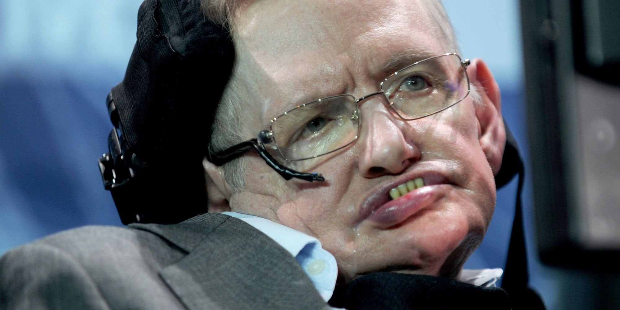 Stephen Hawking Reveals Simple Formula For Tackling Obesity