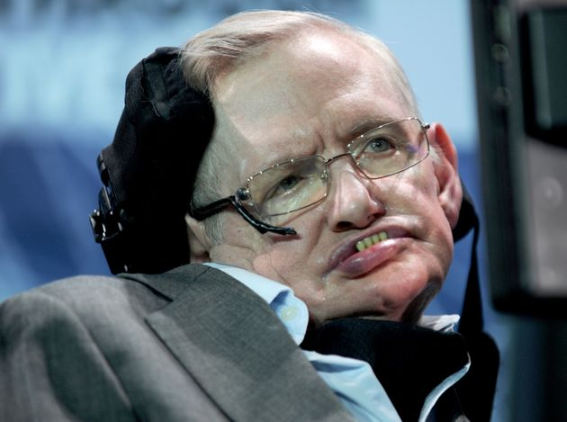 Stephen Hawking Reveals Simple Formula For Tackling Obesity, Adding 'It's Not Rocket