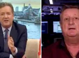 Piers Morgan Loses Complete Control During Tense Eric Bristow Interview