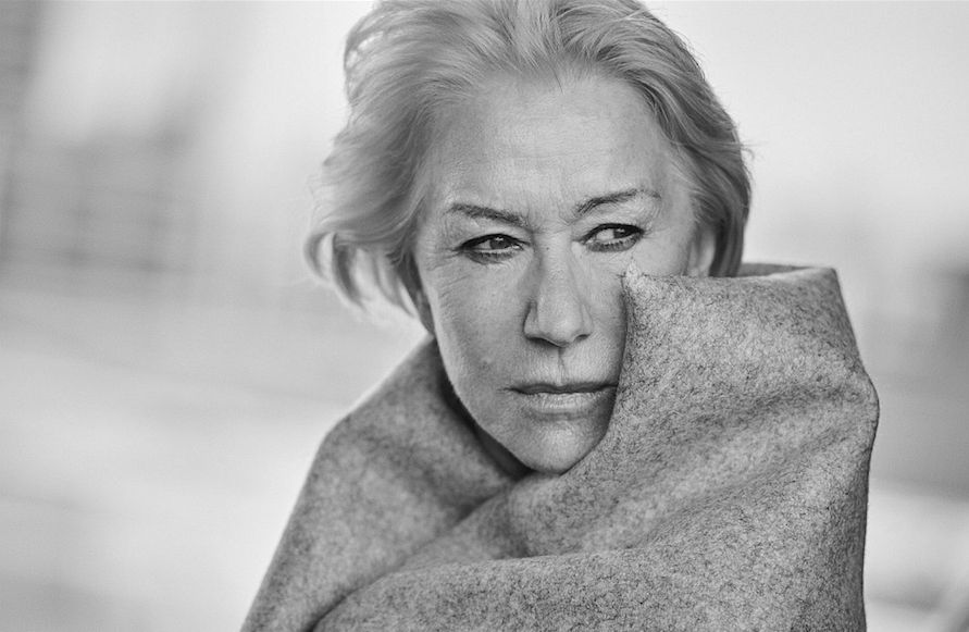 Helen Mirren Says New Pirelli Calendar Is A 'Step Forward' For