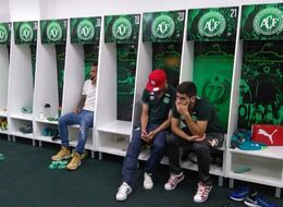 Chapecoense Locker Room Picture Shows Utter Despair As Fans Gather In Emotional Tributes