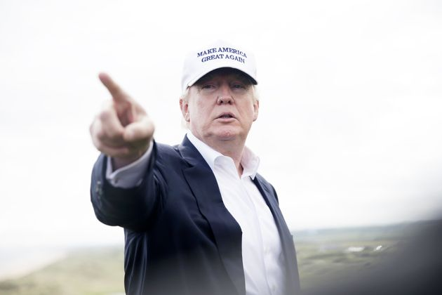 Donald Trump has business interests across the globe, including a $700m golf resorts in