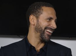 Rio Ferdinand Reveals How His Biggest Fear Drove Him From Peckham To The Premier League