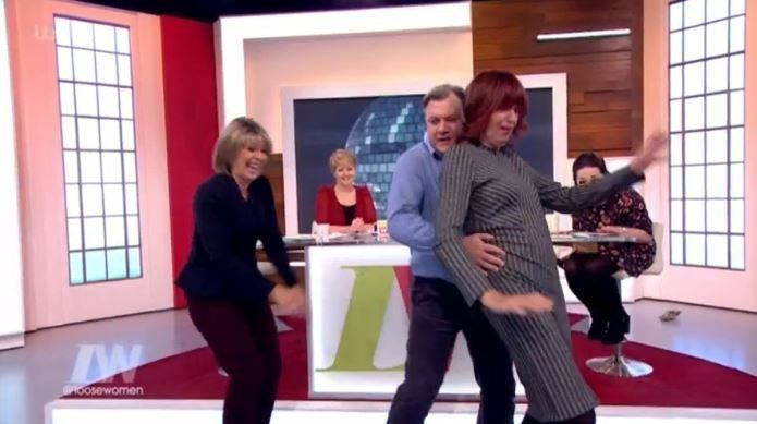 Ed Balls Just Gave Janet Street Porter One Of The World's Worst Dance
