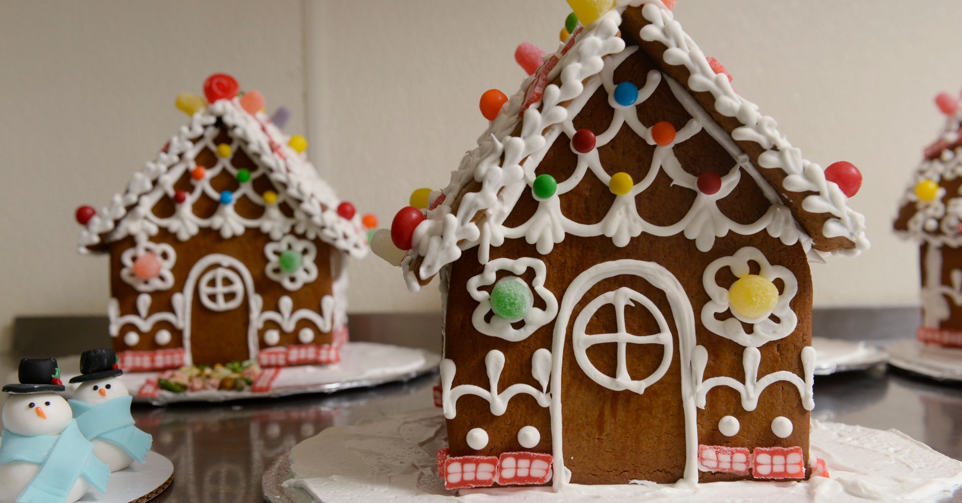 So That S Why We Have Gingerbread Houses Huffpost Life