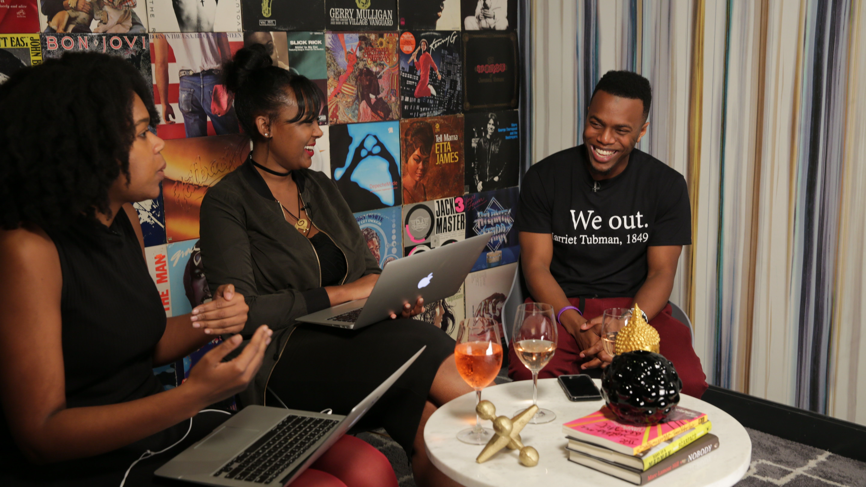 Blavity cofounder Jonathan Jackson sits down for the third episode of BV Breakdown