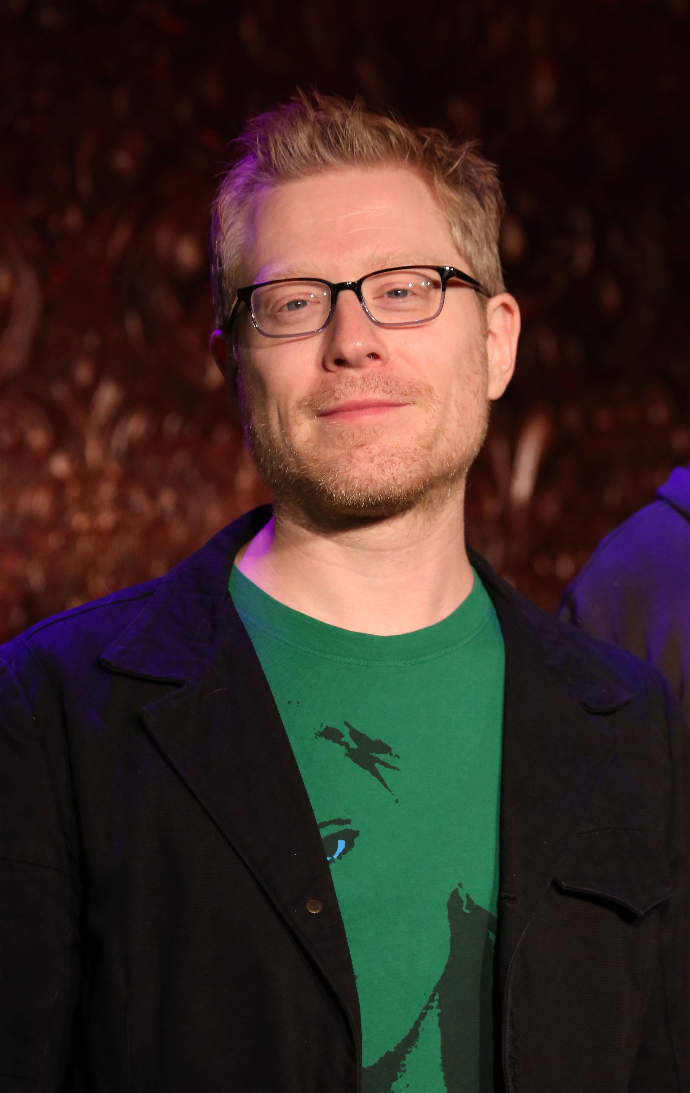 """Rent"" star Anthony Rapp will play Lt. Stamets, an ""astromycologist,"" fungus expert, and Starfleet Scie"