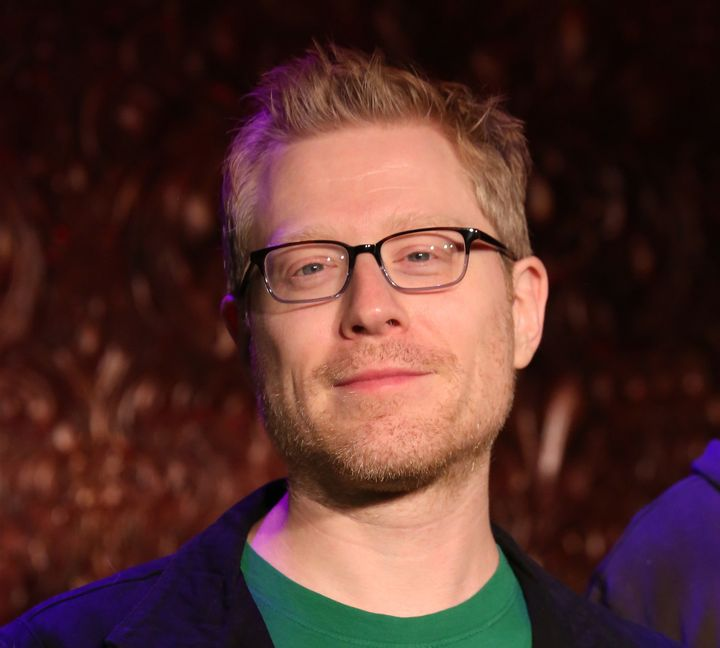 """""""Rent"""" star Anthony Rapp will playLt. Stamets,an """"astromycologist,"""" fungus expert, and Starfleet Scie"""