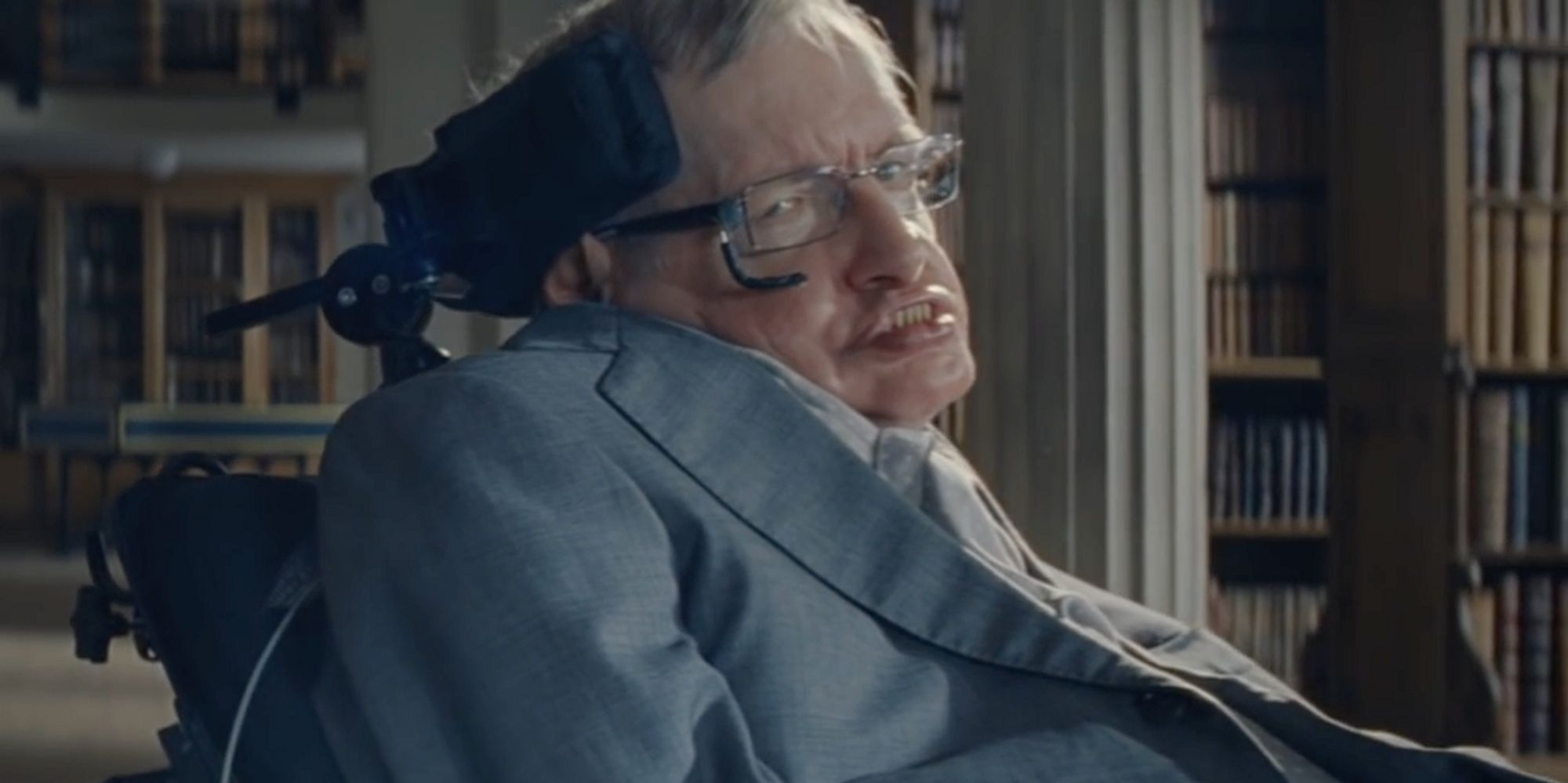 Stephen Hawking's PSA About Obesity Should Be Required Viewing