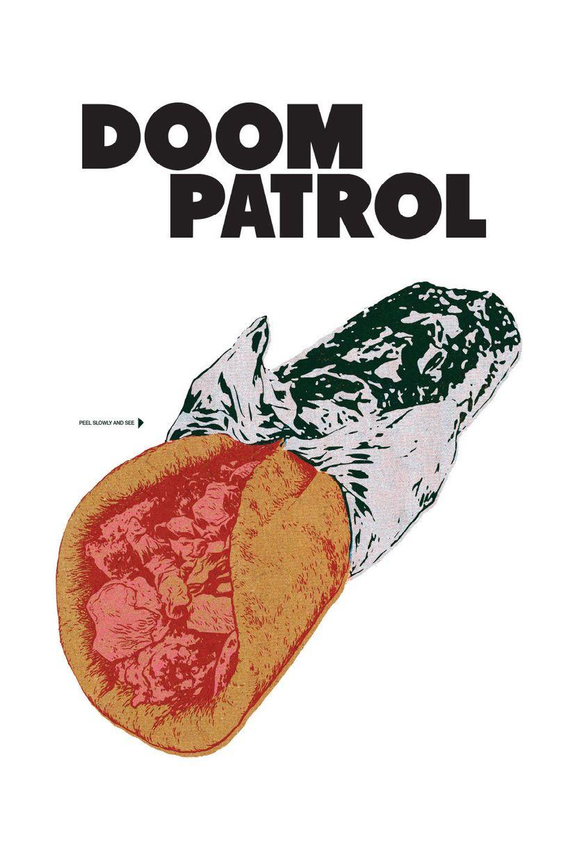 <em>Doom Patrol</em> is a title that Way is very proud of.