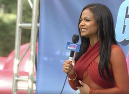 Christina Milian Hosts A Competition Women Just Can't Seem To Win