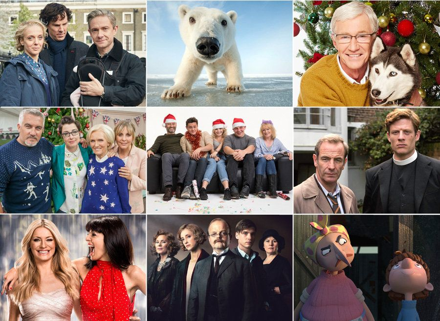 Christmas TV 2016: The 39 Festive Shows You Won't Want To Miss On The BBC, ITV, Channel 4 And Channel...