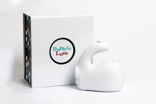 "Bubble Love is a personal pleasure jet that you can bring into the bath tub to enjoy a little ""me"" time.<br><br>$14"