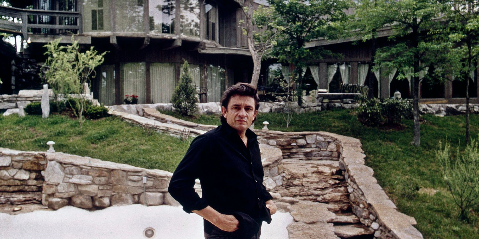 Johnny And June Cash's Former Home Is Up For Sale