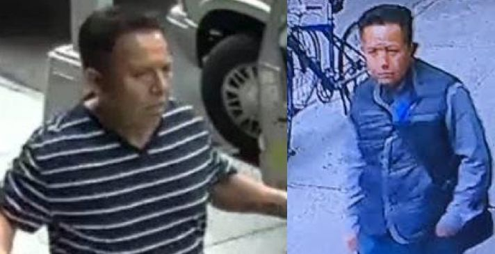 The suspect, who's believed to have fled to Central Florida, is described as Hispanic and in his 50s or 60s.