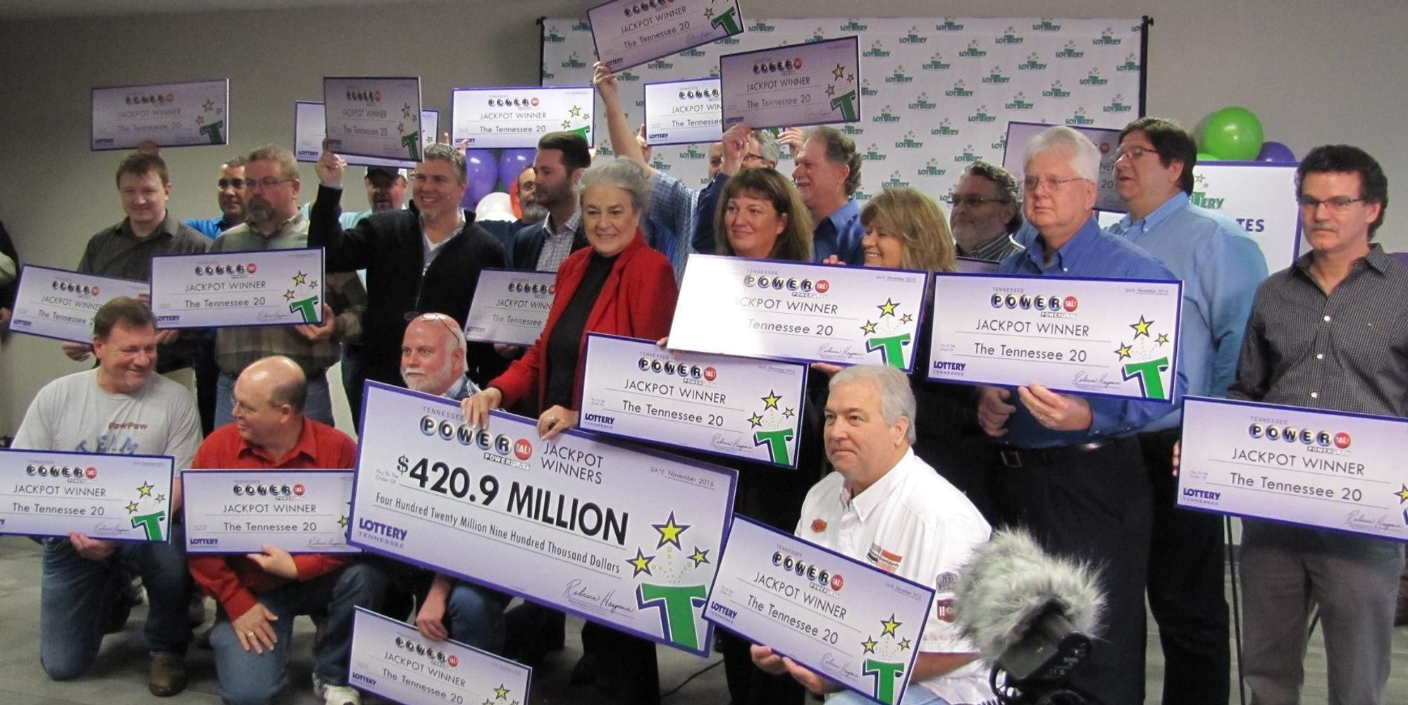 Tennessee Auto Parts Factory Workers Win $421 Million Lottery Prize