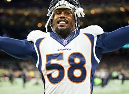 Von Miller Knows It's Always Been Cool To Be Smart