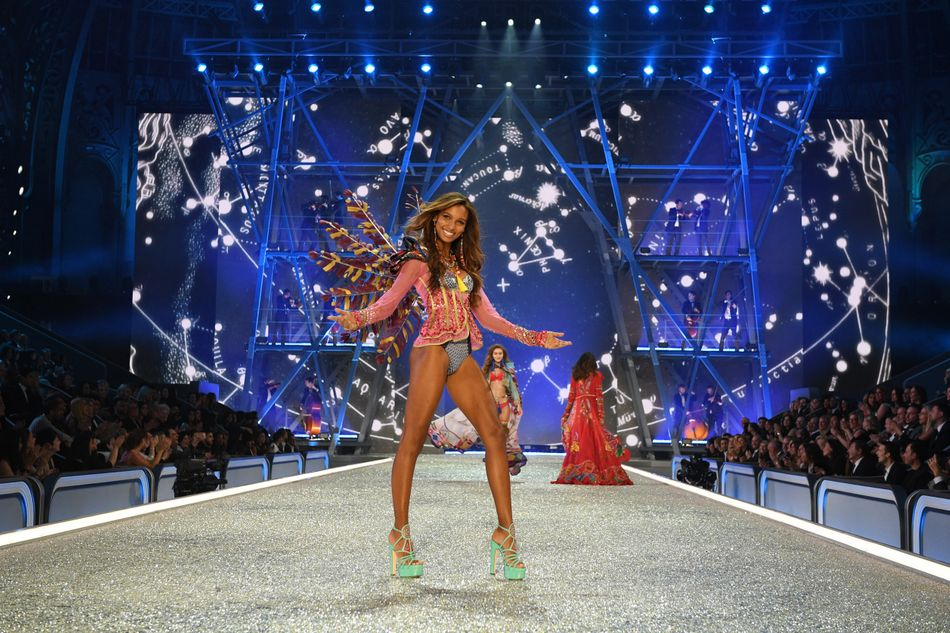 the victoria s secret fashion show broadcast used to be intensely