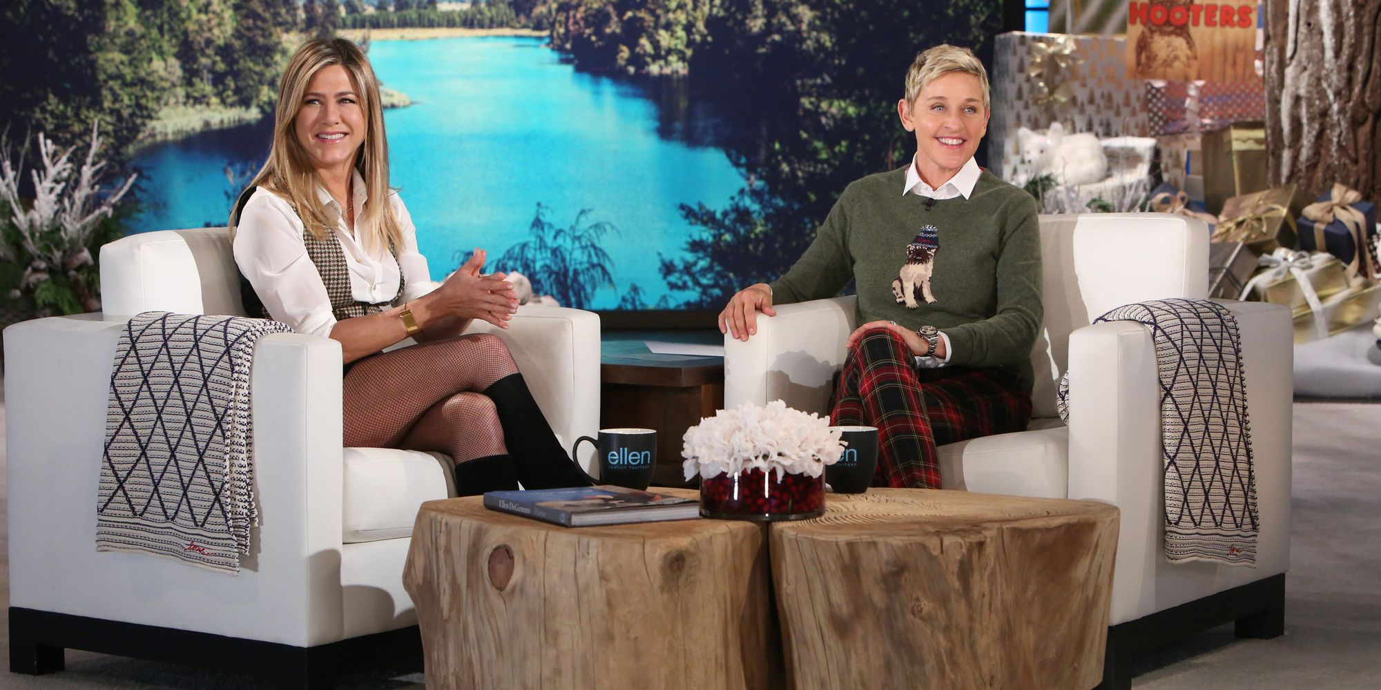 Jennifer Aniston: 'Women Do A Lot Of Incredible Things Other Than Procreate'