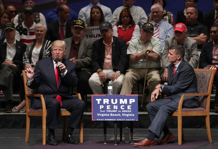 President-elect Donald Trump's national security advisor, retired Lt. Gen. Michael Flynn, would have had to face Senate confi