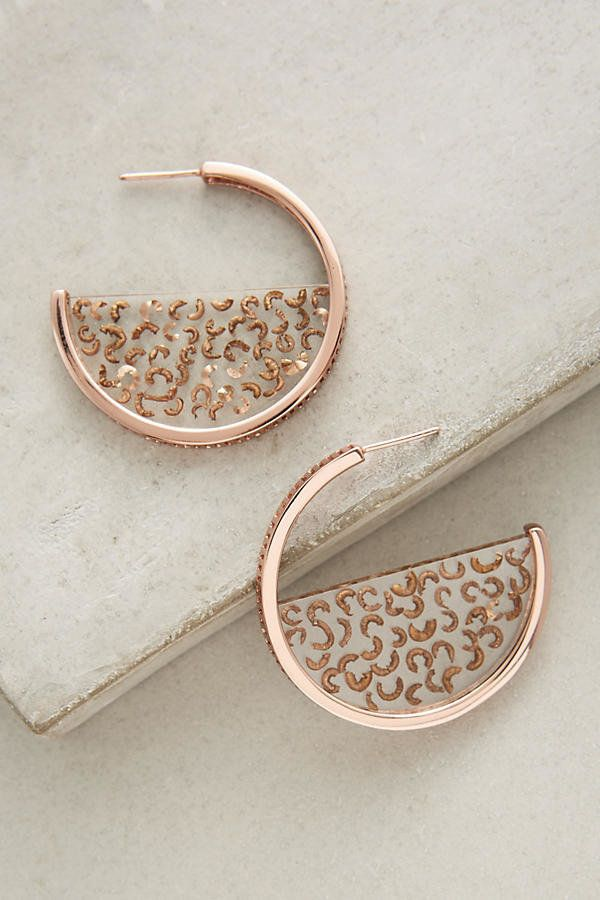 """Zenith Hoops, $118, <a href=""""https://www.anthropologie.com/shop/zenith-hoops?category=SEARCHRESULTS&color=014"""" target=""""_b"""