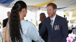 Rihanna Met Prince Harry, And We're FourFive Seconds From Losing