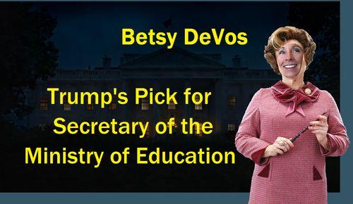 entry betsy devos trump administration debbb