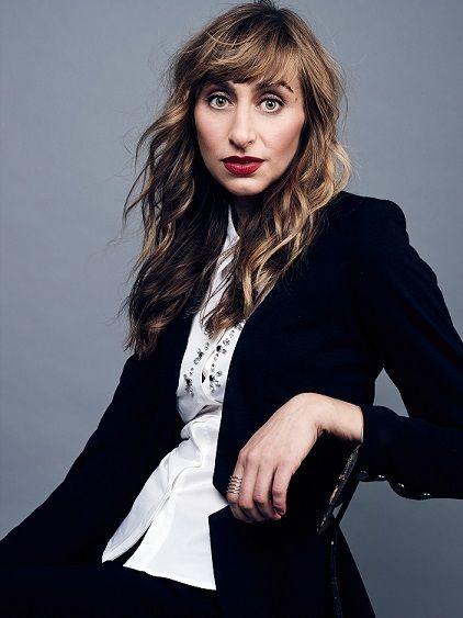 Lauren Blumenfeld stars in <strong>Pop's </strong>new satirical series <strong>Nightcap</strong>, premiering <strong>Wedn