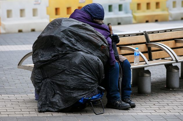 Shocking report on the number of homeless in the region