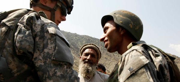 Senate Revives Help For Afghan Interpreters Who Aided U.S. Troops