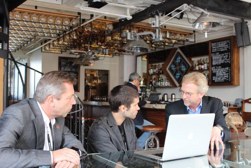 TechEmergence interviews Accenture's Paul Daugherty and Marc Carrel-Billiard