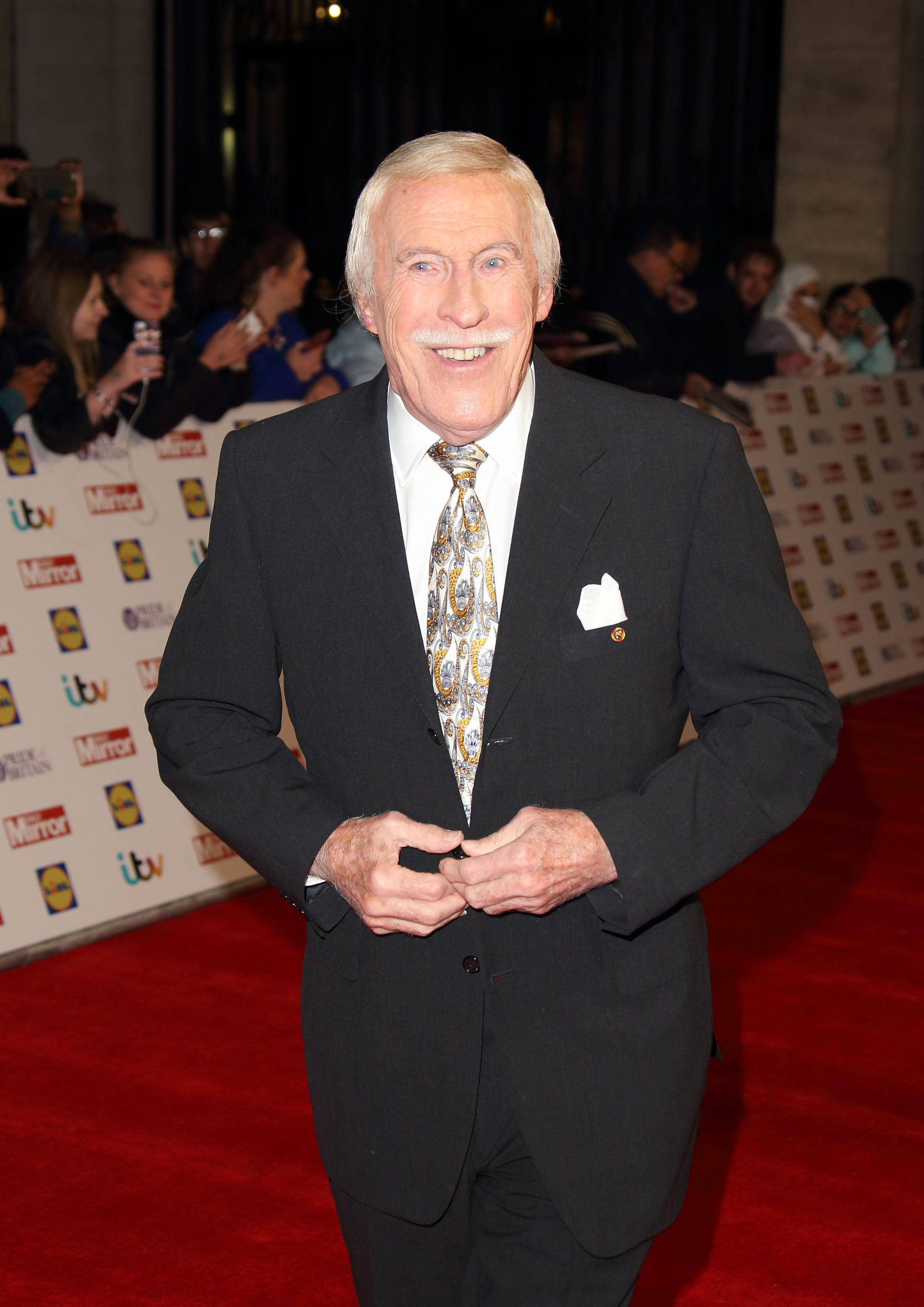 Bruce Forsyth Will Not Appear On 'Strictly Come Dancing' Christmas Special As Concerns For His Health