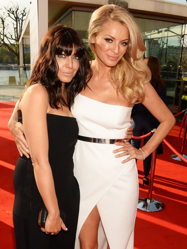 Claudia Winkleman and Tess Daly will present this year's 'Strictly' Christmas