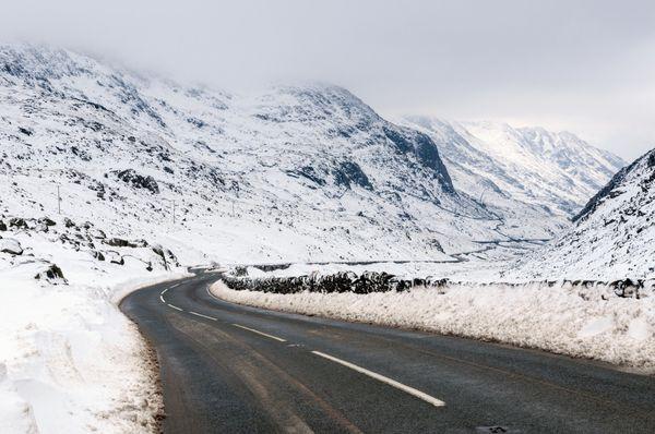 8  Of The UK's Most Stunning Winter Drives 583fffcb1a00000b03ccaa26