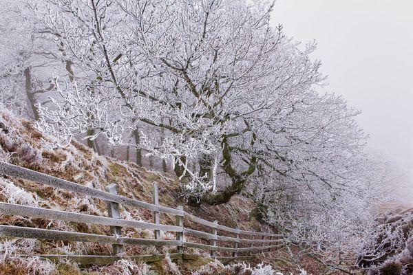 8  Of The UK's Most Stunning Winter Drives 583fffd01a00000b03ccaa28