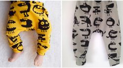 These Monster Leggings Were 'Banned' From A Nursery Because They Scared A Little